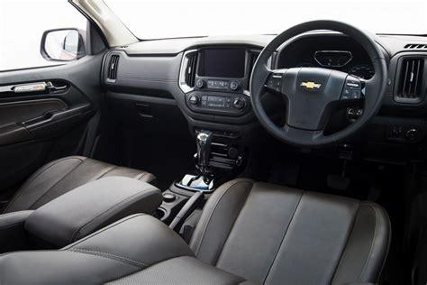 High Country Interior by Chevrolet Colorado Duramax 2 5l 2017 Driveautoblog