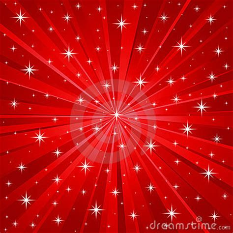 red stars vector background royalty  stock image