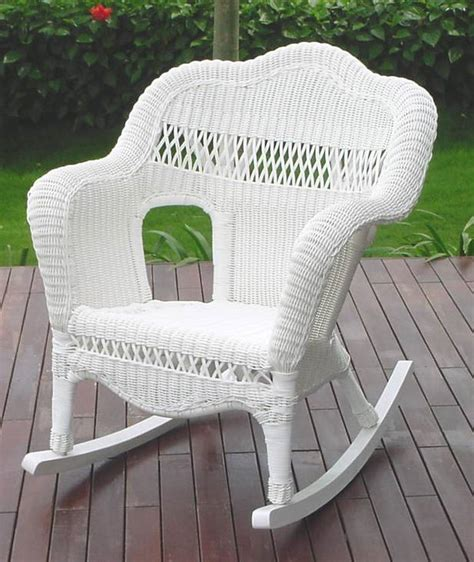 painting white wicker chairs the home redesign