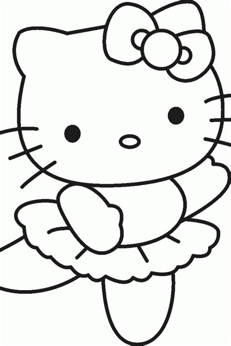 Hello Kitty Characters Coloring Pages | hello kitty cartoon characters coloring home