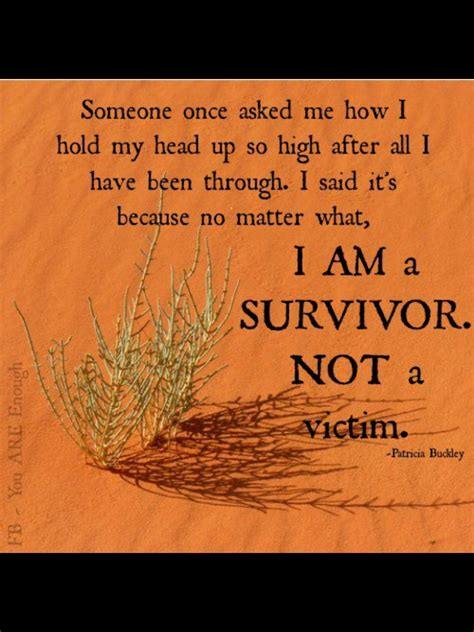 A Survivor survivor quotes and sayings quotesgram