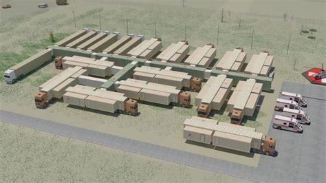 mobile hospital mobile hospital and advanced trailer saba palaye