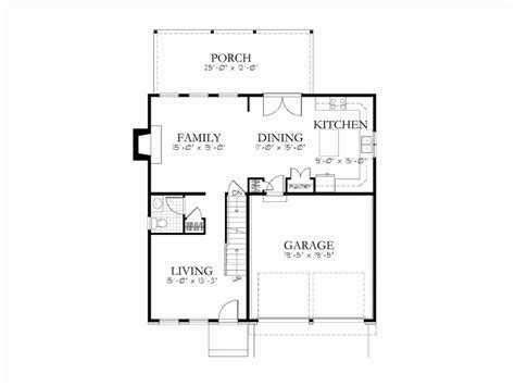 simple house blueprints measurements blueprint small