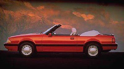 books about how cars work 1991 ford mustang navigation system the 1988 and 1989 ford mustang howstuffworks