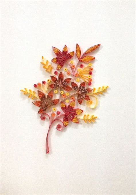 leaf pattern quilling 202 best images about quilling trees on pinterest