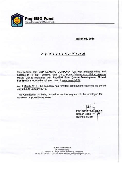 certification letter philhealth sle certificate contribution philhealth image