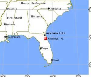 hastings florida fl 32145 profile population maps