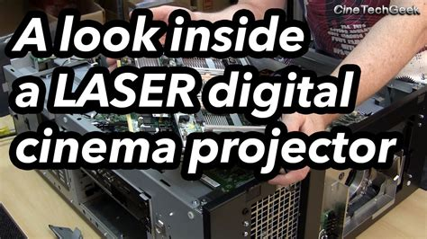an insider s look into a look inside a laser digital cinema projector nec
