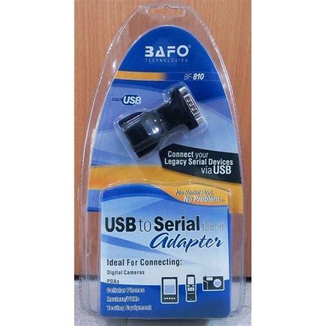 Bf 810 Usb To Serial Adapterdb9 bafo usb to serial db9 adapter converter bf 810