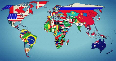 all flags map projects and ideas ica commission on atlases