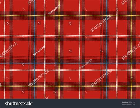 plaid pattern illustrator vector vector illustration of the scottish plaid textured tartan