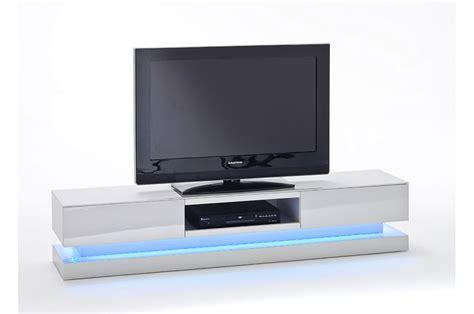 Meubles Led by Meuble Tv Led Laqu 233 Blanc Design Pour Meuble Tv