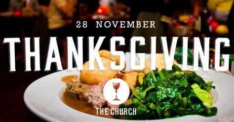 thanksgiving dinner birmingham al thanksgiving dinner at the church the church inn