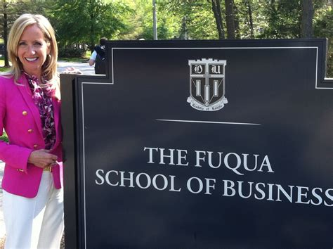 Duke Mba Contact by Duke Fuqua School Of Business S