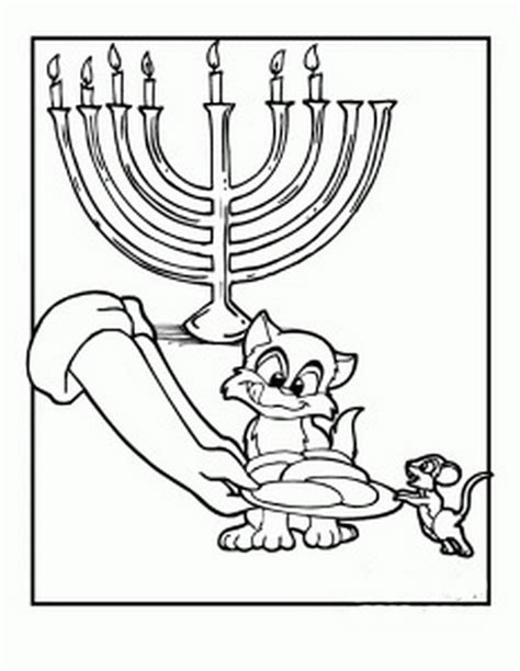 hanukkah symbols coloring pages jewish symbols coloring pages