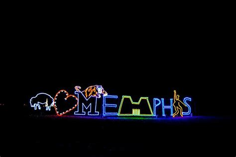 memphis most spectacular christmas lights