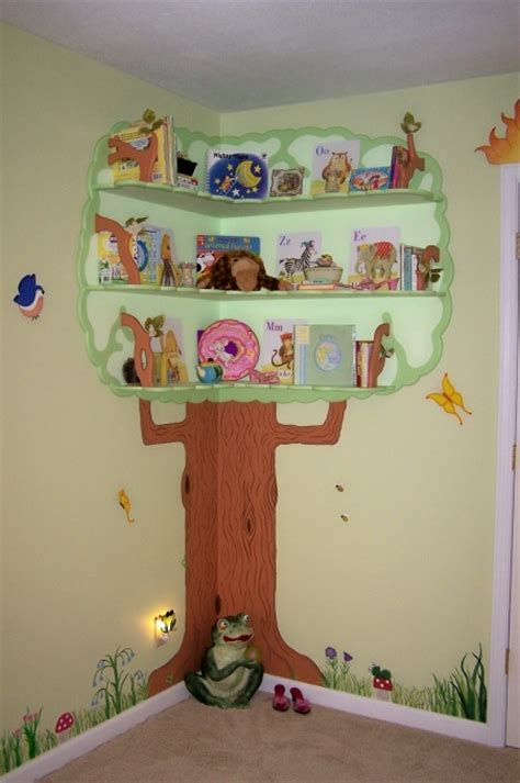 1000 images about s room tree shelf ideas on