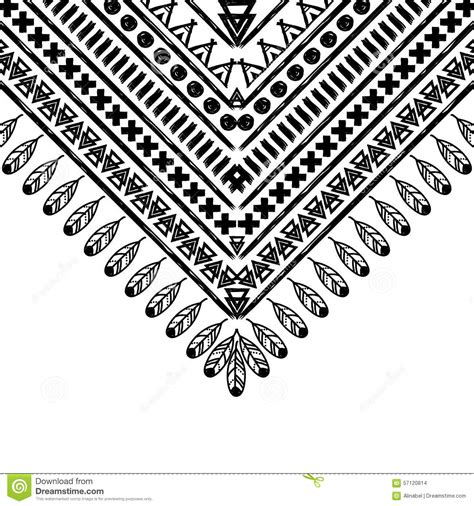 black and white pattern on clothes vector black and white pattern stock vector image 57120814