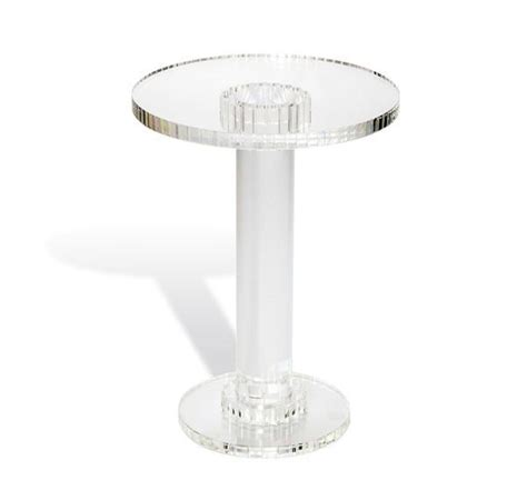acrylic accent table lucite accent table www pixshark com images galleries