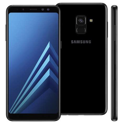 Samsung A8 Plus smartphone samsung galaxy a8 plus preto 64gb dual