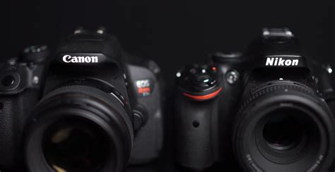 which is best canon or nikon entry level cameras canon vs nikon gear talk episode 11