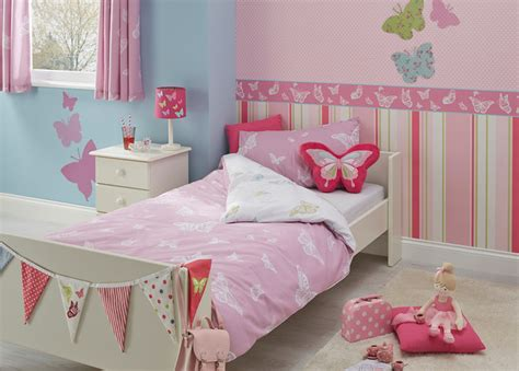 childrens butterfly bedroom accessories butterfly design girls bedroom contemporary kids