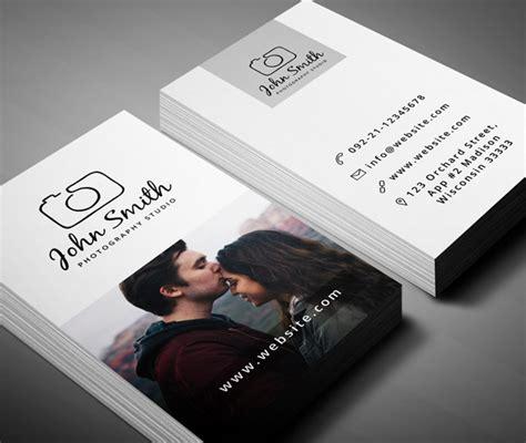 photographer business card psd template v1 photographer business card psd template v1 image