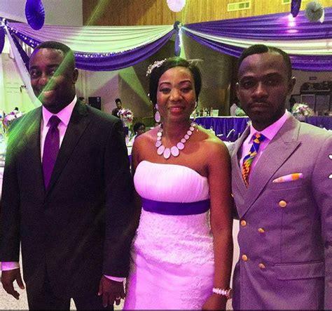 Thorne Smith Marries In Secret Ceremony by Ekow Smith Asante S Secret Wedding Photos Ghanaian Actor