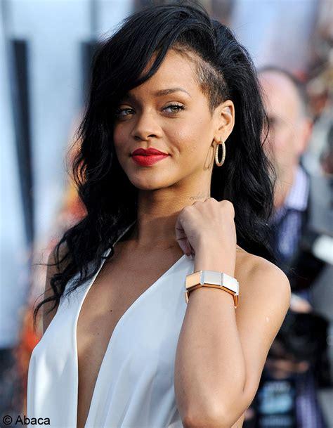 Coupe De Cheveux Femme Half Hawk by Rihanna Les Craquent Pour Le Half Hawk