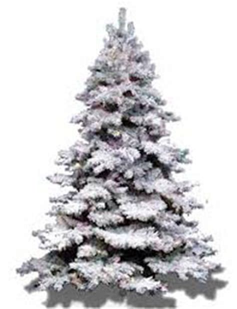 fake christmas trees with snow 7ft snow covered artificial