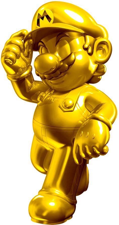 Bros Gold Image Gold Mario 2 Png Mario Kart Racing Wiki