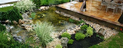 koi fish pond designs a simple koi pond design