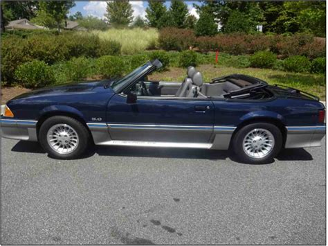 88 ford mustang 5 0 for sale 1988 ford mustang gt for sale classiccars cc 893336