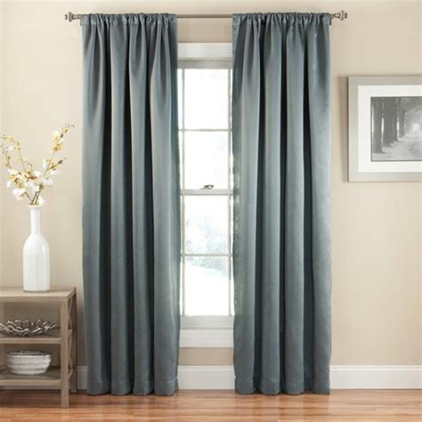 60 elegante designs gardinen f 252 r gro 223 e fenster - Fenster Mit Gardinen