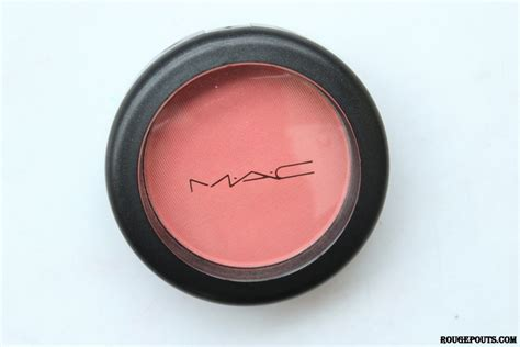 Mac Fleur Power Blush 290rb mac powder blush fleur power review and swatch rougepouts