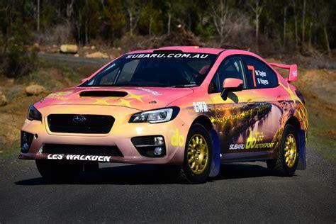 Team Subaru by Subaru Do Team Intensifies Points Pressure In Adelaide
