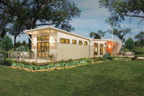 modern prefab homes with sutaible prefabricated home designs with green modular home plans modern modular home