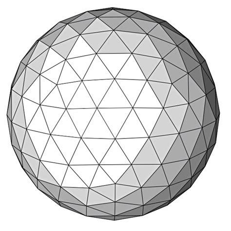 Kugel Aus Dreiecken 5637 geodesic dome