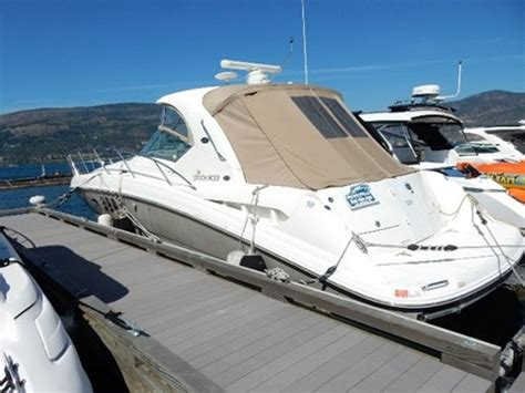 sea ray boats kelowna sea ray 380 sundancer 2006 used boat for sale in west