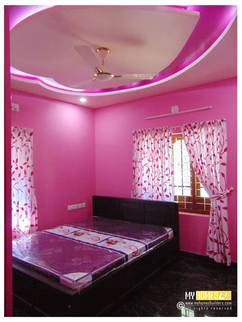 kerala bedroom interior designs  bed room interior