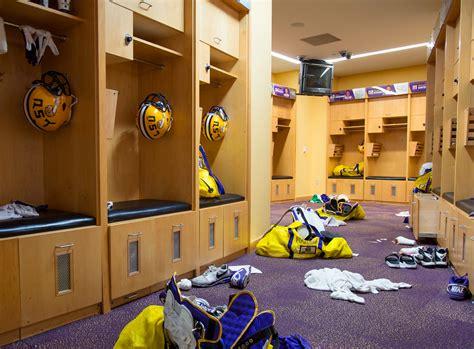 lsu rooms lsu locker room go fight pack espn