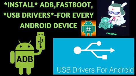android drivers how to setup adb fastboot drivers for any android device on pc tips learn