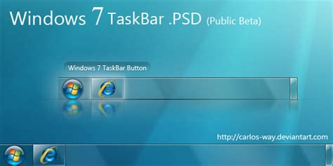 windows 7 start bar on top classic shell view topic black and white line on taskbar