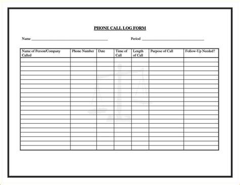 log templates excel phone log template excel sletemplatess sletemplatess
