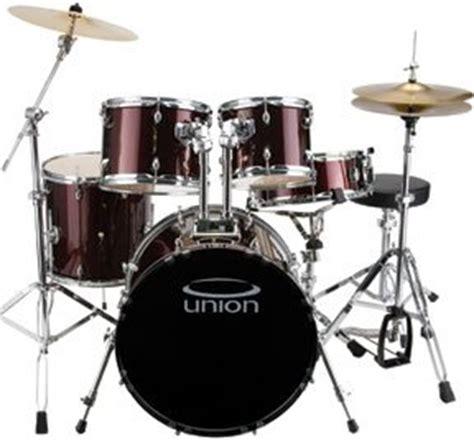 Top Sale Jazz Drum Drum Set union wine 5 jazz rock blues drum set with hardware cymbals and throne 5 drum set