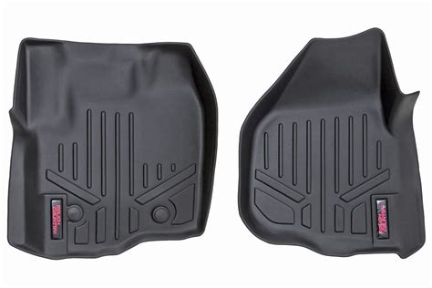 Ford Duty Floor Mats by Heavy Duty Fitted Floor Mats Row For 2012 2016