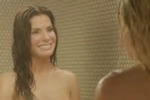 Sandra bullock gets naked in shower with chelsea handler