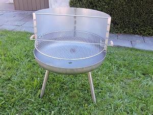 feuerschale keramik mit pfanne und grillrost steelwood degersheim
