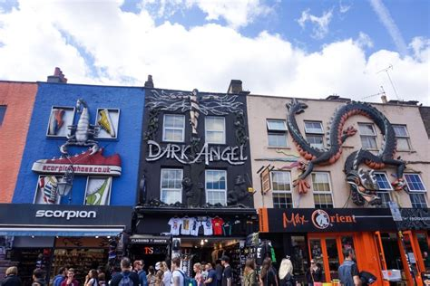 tattoo london camden town a guide to the perfect day in camden town london
