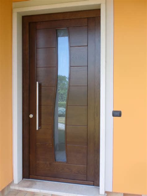 porta ingresso con vetro realizzazioni porte e portoni d ingresso rivas